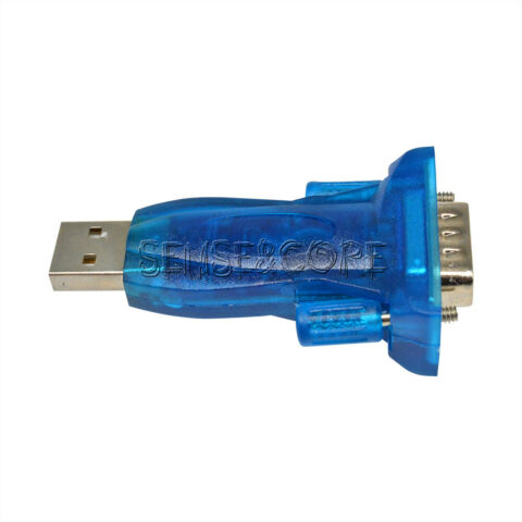 CH340G USB 2 0 TO 9 PIN RS232 COM PORT SERIAL CONVERT ADAPTER