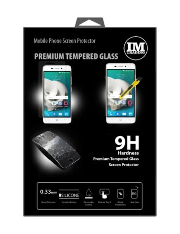 3X SCREEN SCHUTZGLAS 9H TEMPERED GLASS DISPLAYSCHUTZ ECHTGLAS F R ZTE BLADE A452