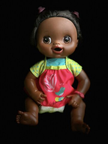 BABY ALIVE MY BABY PUPPE DOLL
