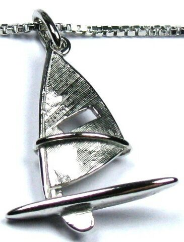 ANTIKES SURFER COLLIER 800 SILBER SILBERCOLLIER