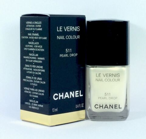 CHANEL LE VERNIS NAIL COLOUR 511 PEARL DROP 13ML ORIGINAL VERPACKT