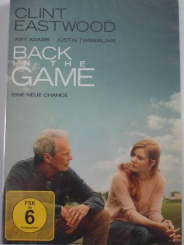 BACK IN THE GAME BASEBALL SCOUT CLINT EASTWOOD JUSTIN TIMBERLAKE AMY ADAMS