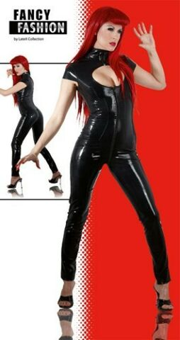 LATEX CATSUIT DOMINANT EXTRAVAGANT SEXY HOT GOGOWEAR CLUBWEAR 2900696 1030