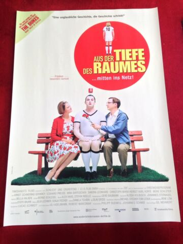 AUS DER TIEFE DES RAUMES KINOPLAKAT POSTER A1 THE DUKES CHRISTOPH MARIA HERBST