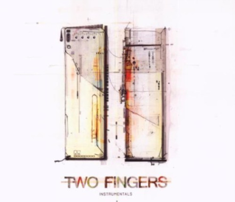 TWO FINGERS TWO FINGERS INSTRUMENTALS CD NEU