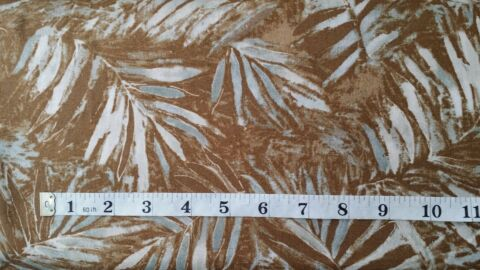 ABALONE COVE LEAF FABRIC FAT 1 4S 100 COTTON MAYWOOD STUDIOS MAS 2020