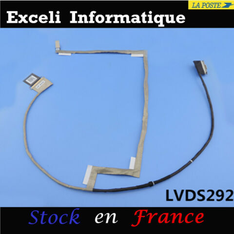 LCD LED LVDS BILDSCHIRM VIDEO KABEL F R DELL INSPIRON 7557 7559 0726R2 TOUCH 4K