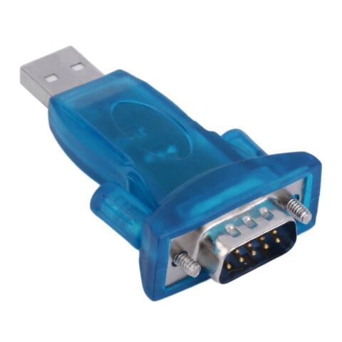 USB 2 0 TO RS232 CHIPSET CH340 SERIAL CONVERTER 9 PIN ADAPTER FOR WIN7 8 LU