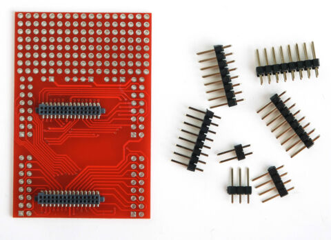 4D SYSTEMS P1 EB EXPANSION BOARD FOR P1 DISPLAY MODULES
