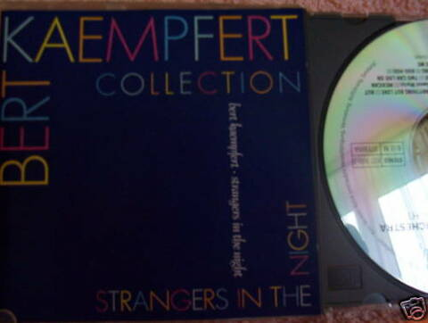 BERT KAEMPFERT COLL STRANGERS IN THE NIGHT WIE NEU