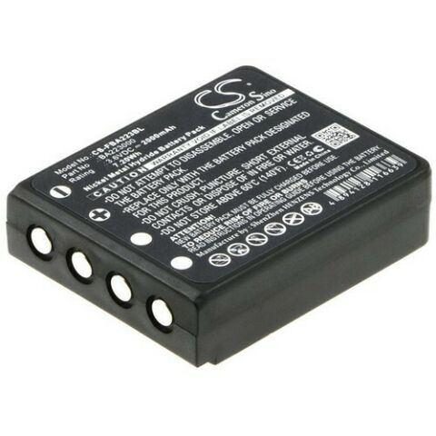 REPLACEMENT BATTERY FOR HBC BA223000