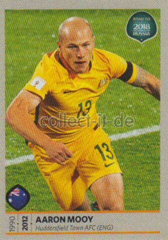 ROAD TO WM 2018 RUSSIA STICKER 442 AARON MOOY