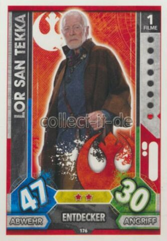 FORCE ATTAX MOVIE 5 UNIVERSE 176 LOR SAN TEKKA