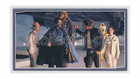 TOPPS STAR WARS MOVIE EINZELSTICKER 176