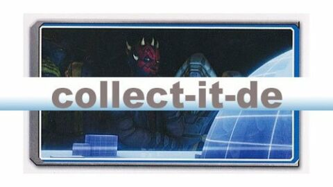 STAR WARS CLONE WARS STICKER SERIE 5 176 2014