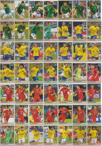 PANINI ROAD TO WORLD CUP RUSSIA 2018 STICKER 295 343 AUSSUCHEN