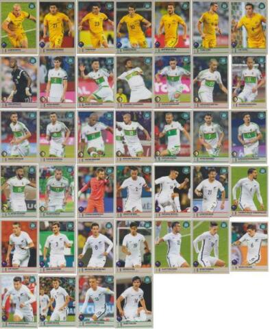 PANINI ROAD TO WORLD CUP RUSSIA 2018 STICKER 442 480 AUSSUCHEN