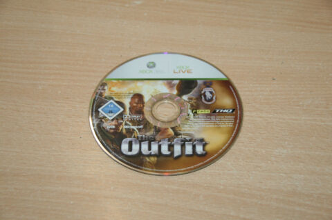 THE OUTFIT MICROSOFT XBOX 360 2006 DVD BOX NUR CD USK 16