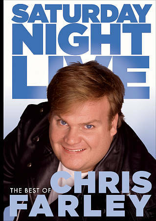 SATURDAY NIGHT LIVE BEST OF CHRIS FARLEY DVD 2011 NEW FREE SHIP CANADA