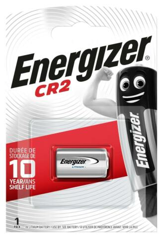1 X ENERGIZER CR2 CR15H270 CR17355 LITHIUM POWER PHOTO BATTERIE 3V 800MAH