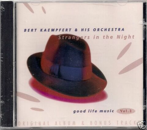 CD BERT KAEMPFERT STRANGERS IN THE NIGHT NEU NEW OVP BONUS