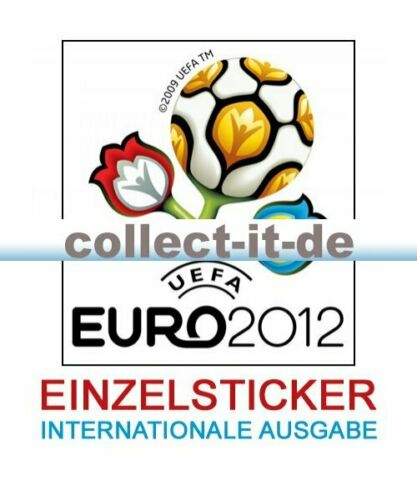 PANINI EM EINZELSTICKER 2012 INTERNATIONALE VERSION 442