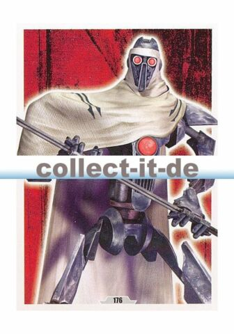 FORCE ATTAX SERIE 3 176 SITH STRIKE FORCE SEPARATIST