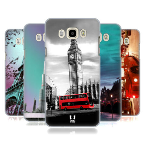 HEAD CASE DESIGNS BEST OF PLACES SET 2 HARD BACK CASE FOR SAMSUNG PHONES 3