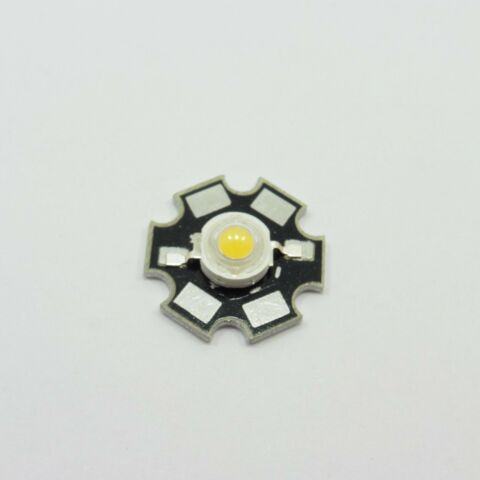 STAR BASES PLATE AND HIGH POWER LED SMD CHIP LAMP BEAD BULB ALUMINIUM PCB
