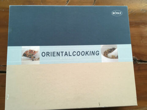 R SLE ORIENTAL COOKING CREATIVIDEEN BOX 3 ER SET