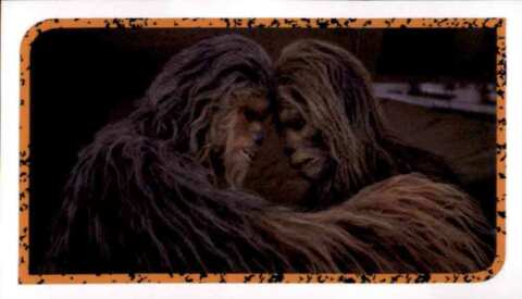 TOPPS A STAR WARS STORY SOLO STICKER 194