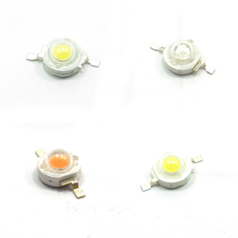 HIGH POWER SMD LED CHIP 1W 3W 5W COB LAMP BEADS DIFFERENT COLORS