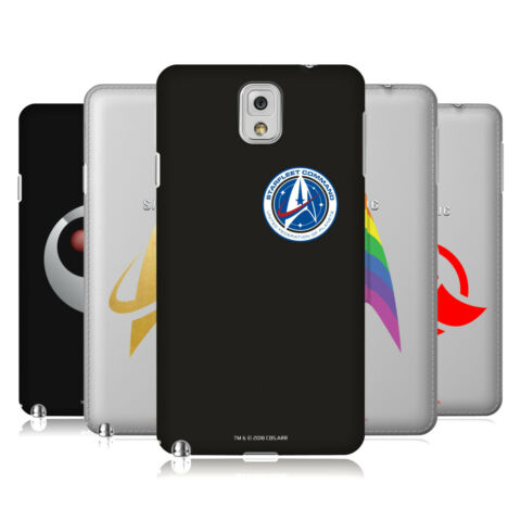OFFIZIELLE STAR TREK DISCOVERY BADGES RUCKSEITE H LLE F R SAMSUNG HANDYS 2
