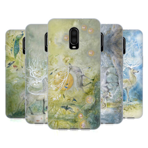 OFFICIAL STEPHANIE LAW STAG SONATA CYCLE SOFT GEL CASE FOR AMAZON ASUS ONEPLUS