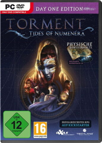 TORMENT TIDES OF NUMENERA BACKER OUTFIT STEAM KEY CODE