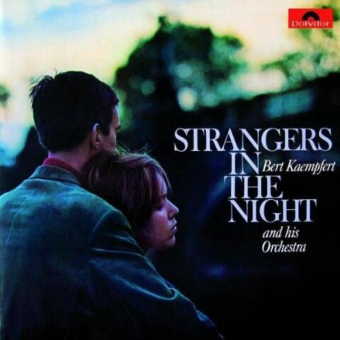 BERT KAEMPFERT STRANGERS IN THE NIGHT CD ALBUM EASY LISTENING VERY GOOD