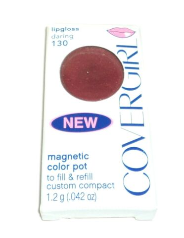 COVERGIRL LIPPENFARBE MAGNETISCH FARBE TOPF LIEBLING 130