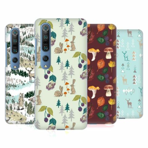 OFFICIAL LAURA THOMPSON WOODLANDS HARD BACK CASE FOR XIAOMI PHONES