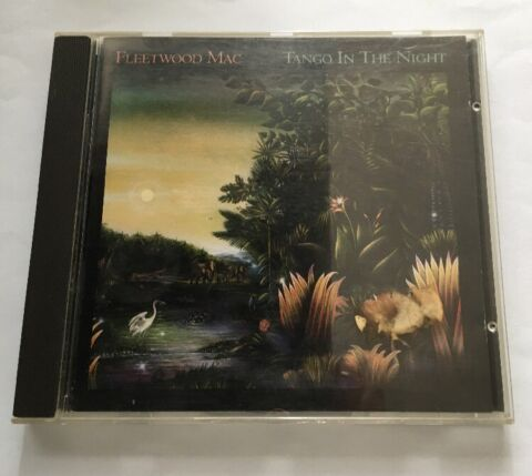 CD FLEETWOOD MAC TANGO IN THE NIGHT EAN 07599254712