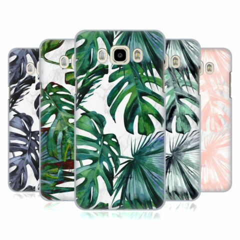OFFICIAL NATURE MAGICK TROPICAL PALM LEAVES ON MARBLE CASE FOR SAMSUNG PHONES 3