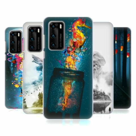 OFFICIAL DAVE LOBLAW FOREST SPACE HARD BACK CASE FOR HUAWEI PHONES 1