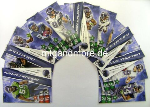 ADRENALYN XL NFL SEATTLE SEAHAWKS KARTE AUSSUCHEN