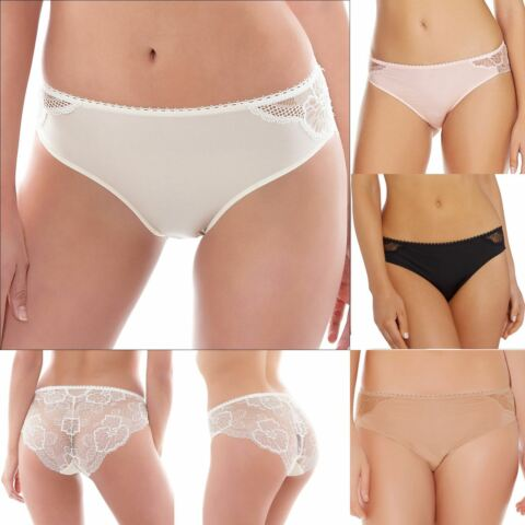 WACOAL LINGERIE VISION LACE BRIEF KNICKERS 112005