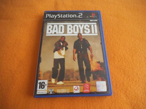 BAD BOYS II PLAYSTATION 2