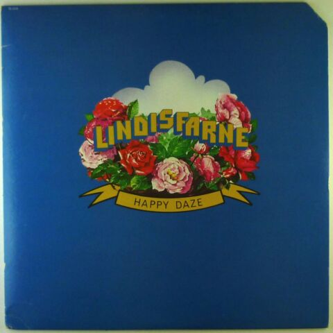 12 LP LINDISFARNE HAPPY DAZE E2191 CLEANED