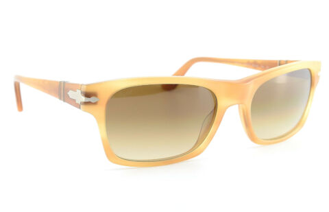 PERSOL SONNENBRILLE MOD 3097 S 976 51 2N TEMPERED SUNGLASSES CREME HAND MADE