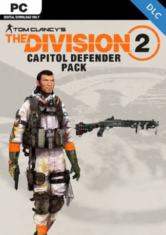 TOM CLANCYS THE DIVISION 2 CAPITOL DEFENDER DLC PC UPLAY CD KEY