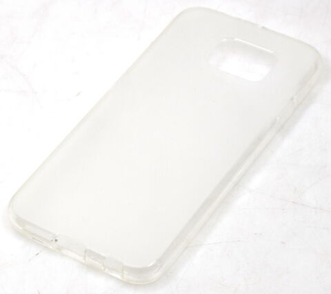 PD0006 CA CASE HANDY H LLE F R SAMSUNG GALAXY S6 SM G920 SILICON TRANSPARENT NEU