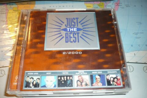 JUST THE BEST 2 2000 DOPPEL CD