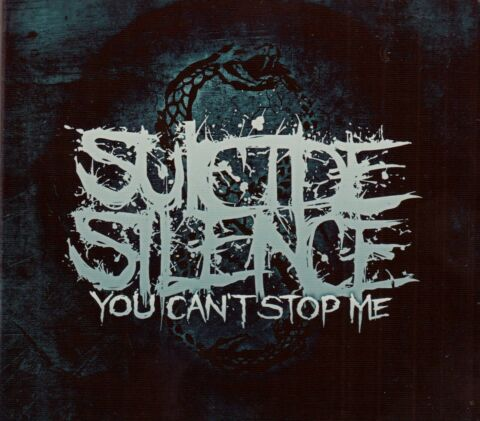 SUICIDE SILENCE YOU CAN T STOP ME CD DVD EDITION TOP ZUSTAND